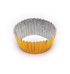 Cápsula Pastelería Aluminio 38x28x17mm (100 Uds)