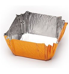 Cápsula Pastelería Aluminio 36x36x17mm (100 Uds)