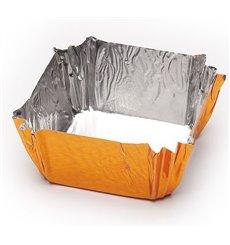 Cápsula Pastelería Aluminio 36x36x17mm (1000 Uds)