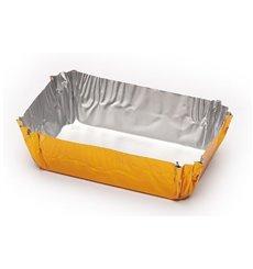 Cápsula Pastelería Aluminio 50x30x16mm (100 Uds)