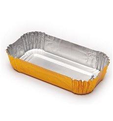 Cápsula Pastelería Aluminio 100x55x20mm (1200 Uds)
