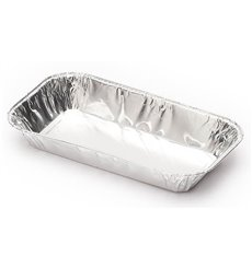 Bandeja de Aluminio 228x128mm 425ml (1500 Uds)