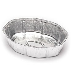 Bandeja de Aluminio 250x200mm 1900ml (500 Uds)