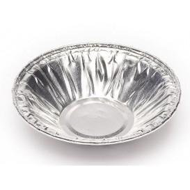 Envase de Aluminio Redondo Pasteleria 30ml (3000 Uds)
