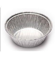Envase de Aluminio Redondo Pasteleria 60ml (200 Uds)