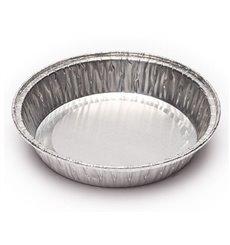 Envase de Aluminio Redondo Pasteleria 80ml (114 Uds)