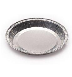 Envase de Aluminio Redondo Pasteleria 90ml (1600 Uds)