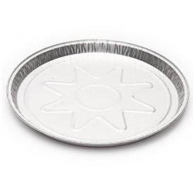 Envase de Aluminio Redondo 250mm 790ml (600 Uds)