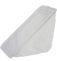 Envase Sandwich PLA 16,5x11,0x7,5 cm (125 Uds)