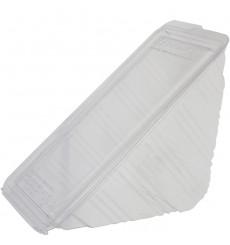 Envase Sandwich PLA 16,5x11,0x7,5 cm (500 Uds)