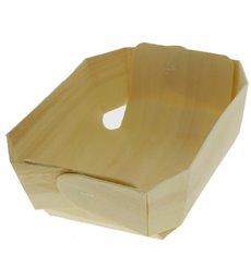 Molde de Madera para Horno 18,0x10,5x5,0cm (400 Uds)