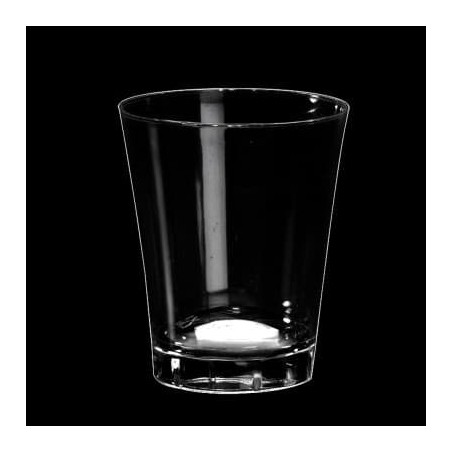 Vaso de catering degustacion transparente
