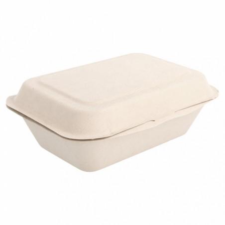 Envase MenuBox Caña de Azúcar 136x182x64mm (50 Uds)
