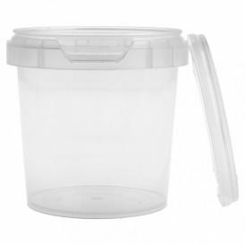 Envase de Plastico con Tapa Inviolable 155 ml Ø6,9 (960 Uds)