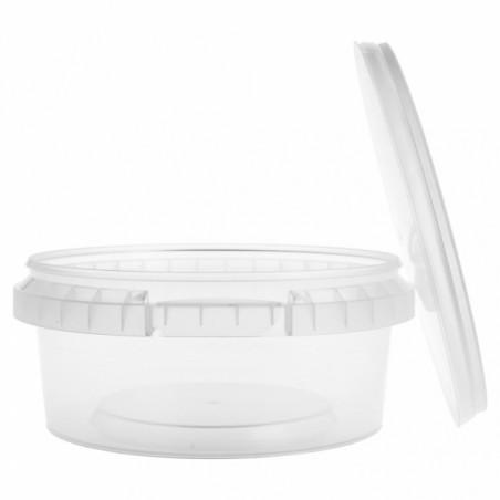 Envase Plastico con Tapa Inviolable 300 ml Ø11,8 (34 Uds)