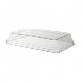 Tapa RPET Transparente Envase 710 y 940ml (400 Uds)