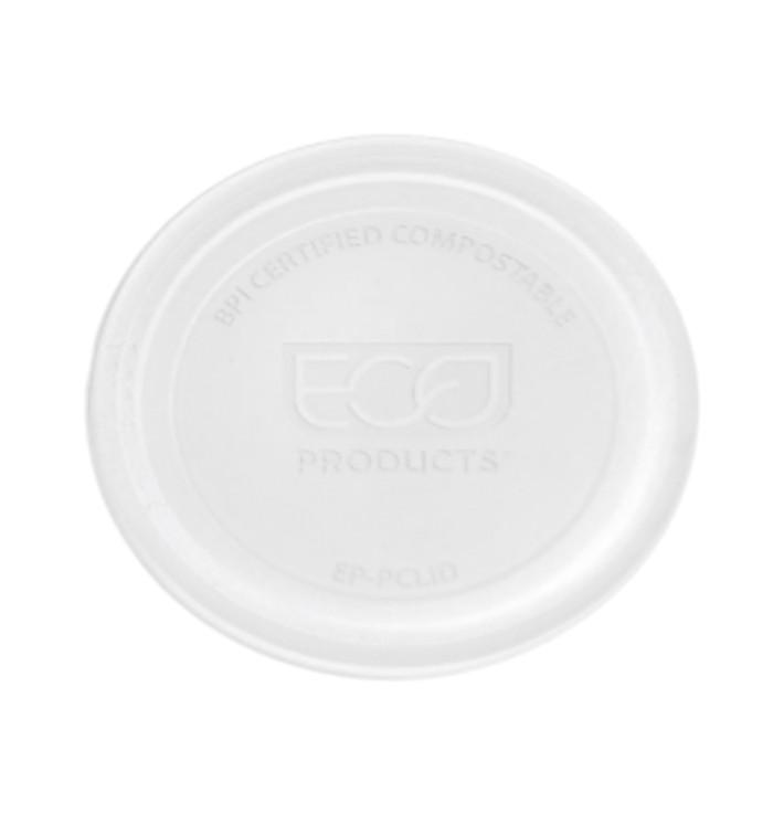 Tapa Tarrina para Salsas PLA 60 y 120ml (100 Uds)
