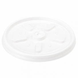 Tapa PS para Vaso Foam EPS 4Oz/120ml Ø6,9cm (1.000 Uds)