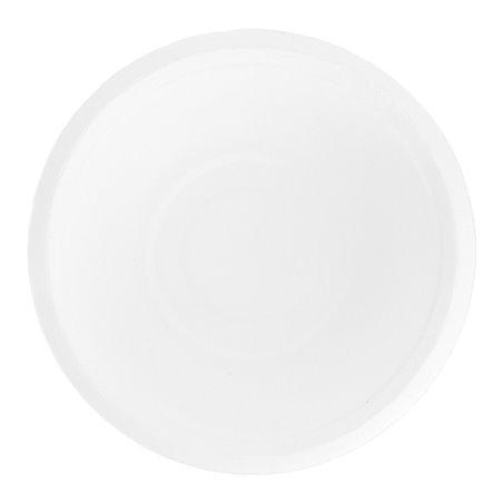 Bol de Caña de Azucar Blanco 500ml (50 Uds)
