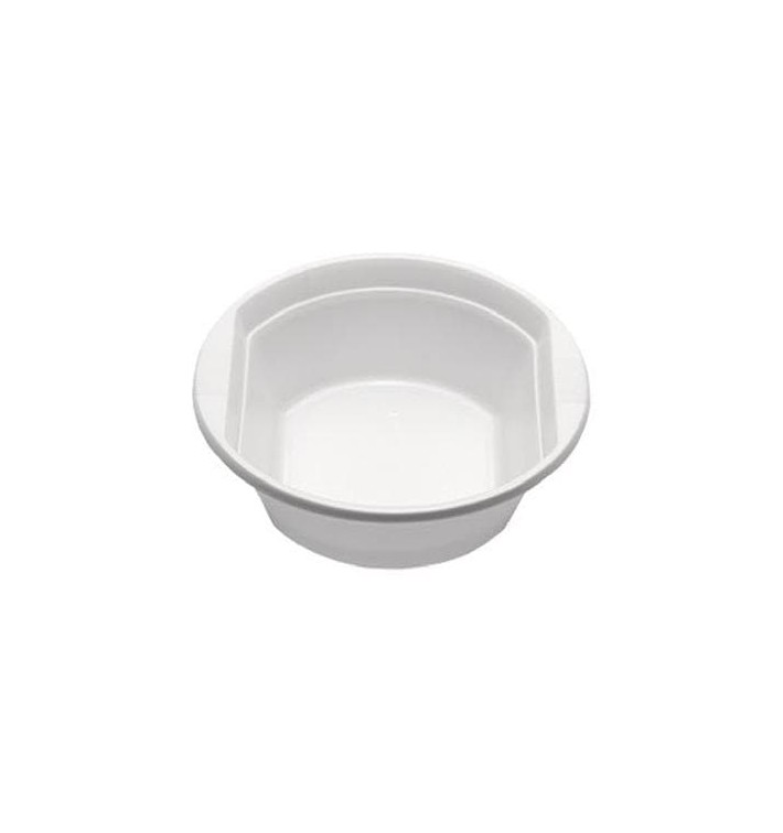 Bol de Plástico PS Blanco 630ml Ø16cm (800 Uds)
