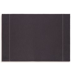 "Mantel Individual ""Day Drap"" Azul Oscuro 32x45cm (12 Uds)"