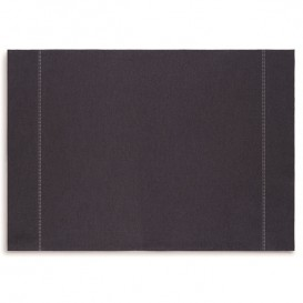 "Mantel Individual ""Day Drap"" Azul Oscuro 32x45cm (72 Uds)"