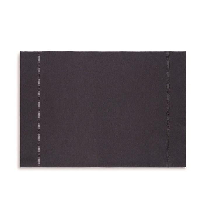 "Mantel Individual ""Day Drap"" Azul Oscuro 32x45cm (72 Uds)"