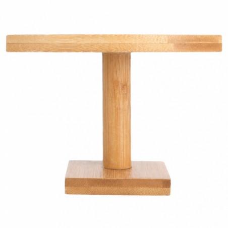 Stand de Bambú para Cucurucho 2 Huecos (24 Uds)