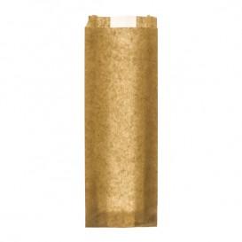 """Bolsa de Papel Kraft Ventana """"Espigas"""" 10+4x29cm (1000 Uds)"""