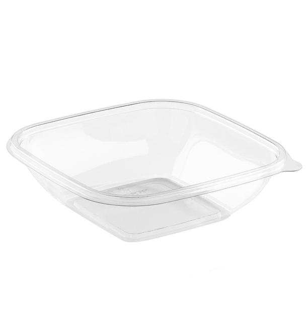 Bol de Plástico PET 750ml 175x175x50mm (300 Uds)