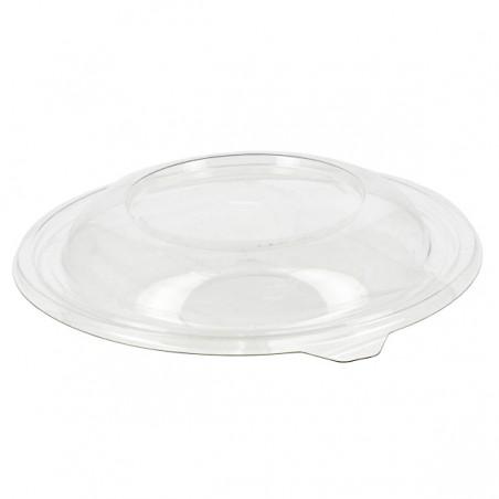 Tapa de Plástico para Ensaladera PET Ø180mm (60 Uds)