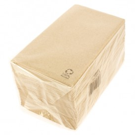 Servilleta de Papel Ecológica 1/8 40x40cm 2C (50 Uds)