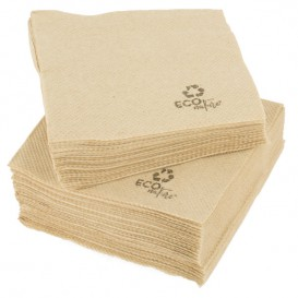 Servilleta de Papel Micropunto 20x20cm 2C Eco (2400 Uds)