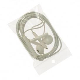Bolsas Zip con Autocierre y Taladro Circular 4x6cm G200 (100 Uds)