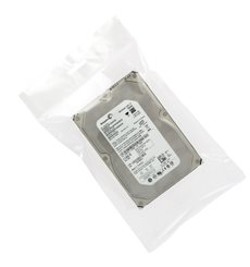 Bolsas POBB Solapa Adhesiva y Eurotaladro 8,5x14cm G160 (1000 Uds)