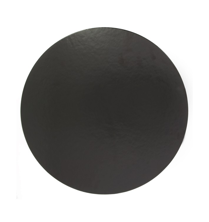 Disco de Carton Negro 220 mm (800 Uds)
