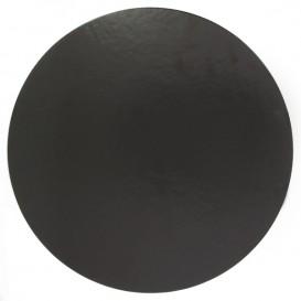 Disco de Carton Negro 240 mm (400 Uds)