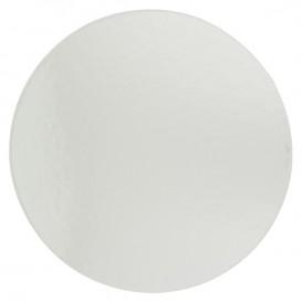 Disco de Carton Oro y Plata 260 mm (100 Uds)