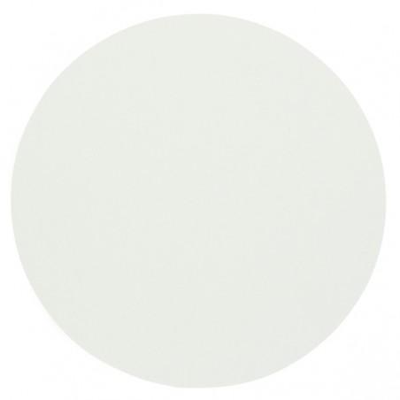 Disco de Carton Oro y Blanco 260 mm (400 Uds)