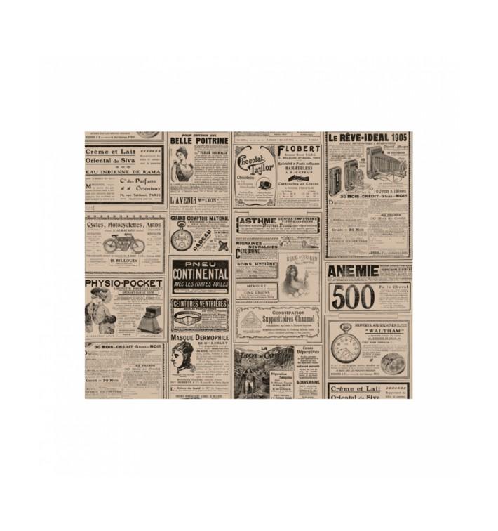 Envuelta Antigrasa Times Kraft 31x38cm (4000 Unidades)