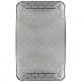 Tapa para Bandeja Aluminio 5350, 6800, 8850, 11450ml (50 Uds)