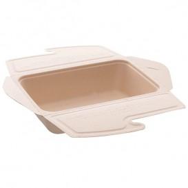 Envase MenuBox Caña de Azúcar 21x15x5cm 1000ml. (150 Uds)