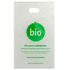 Bolsa Plastico Troquelada 100% Biodegradable 20x33cm (3000 Uds)