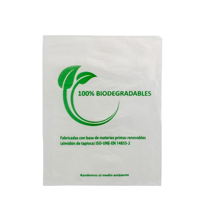 Bolsa Mercado 100% Biodegradable 16x24cm (5000 Uds)