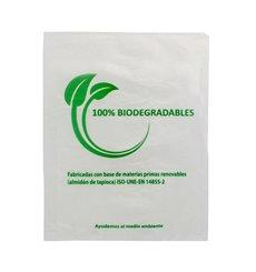 Bolsa Mercado 100% Biodegradable 23x30cm (3000 Uds)