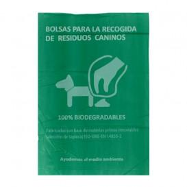 Bolsa Perro 100% Biodegradable 18x26cm (100 Uds)
