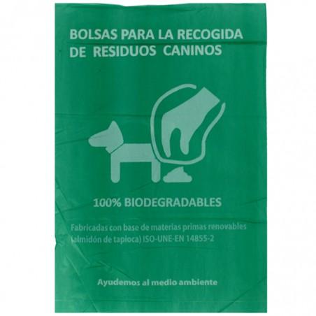 Bolsa Perro 100% Biodegradable 20x33cm (100 Uds)