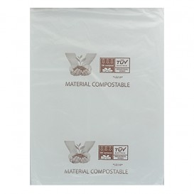 Bolsa Plastico Block 100% Biodegradable 23x33cm (100 Uds)