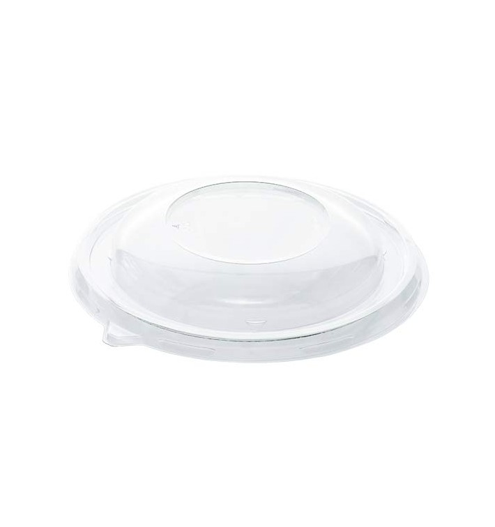 Tapa RPET Transparente para Bol Ø17cm (50 Uds)