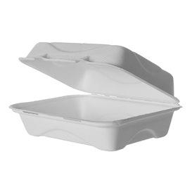 Envase MenuBox Caña Azúcar 23x15x7,5cm (50 Uds)